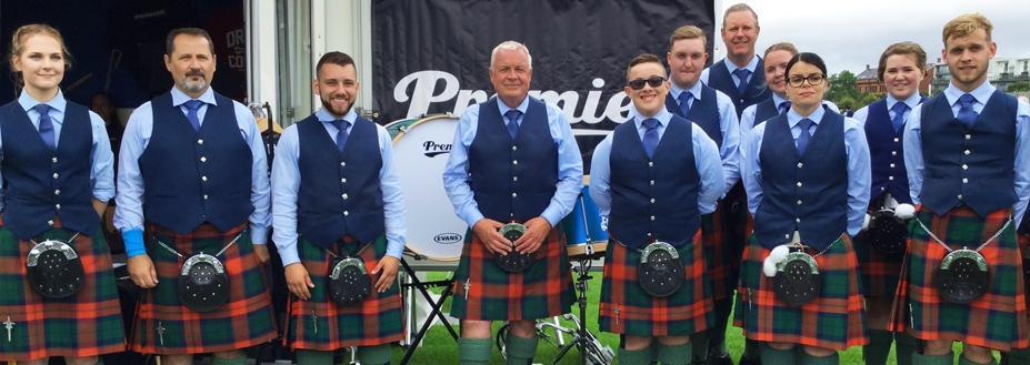 78th Fraser Highlanders choose Premier