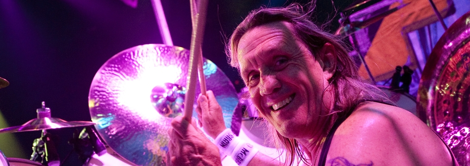 Worldwide licensing deal agreed with Nicko McBrain & Iron Maiden