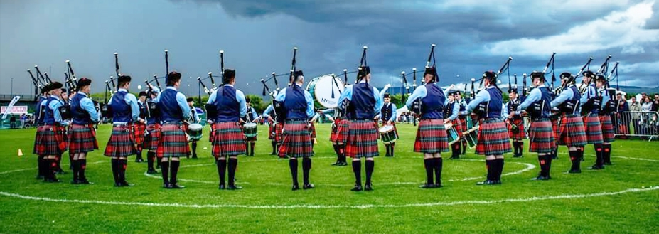 RSPBA Pipe Band season kicks off with wins for Premier corps