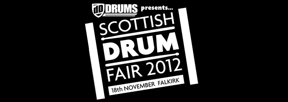 Scottish Drum Fair - 18th November 2012