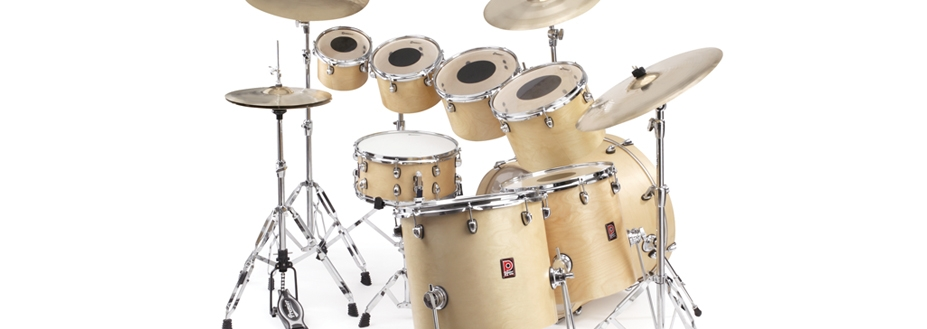 Premier introduces XPK Special Edition concert tom kit