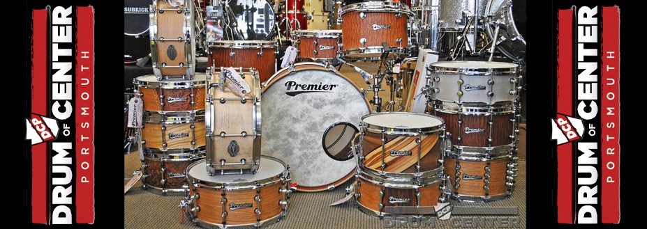 Drum Center of Portsmouth now stocking Premier